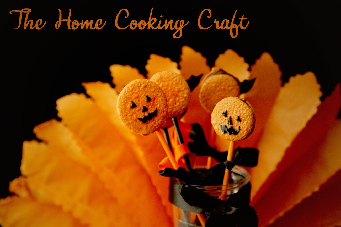Automne Autumn Cake Cupcake Fall Gateaux Halloween Lolipop Season