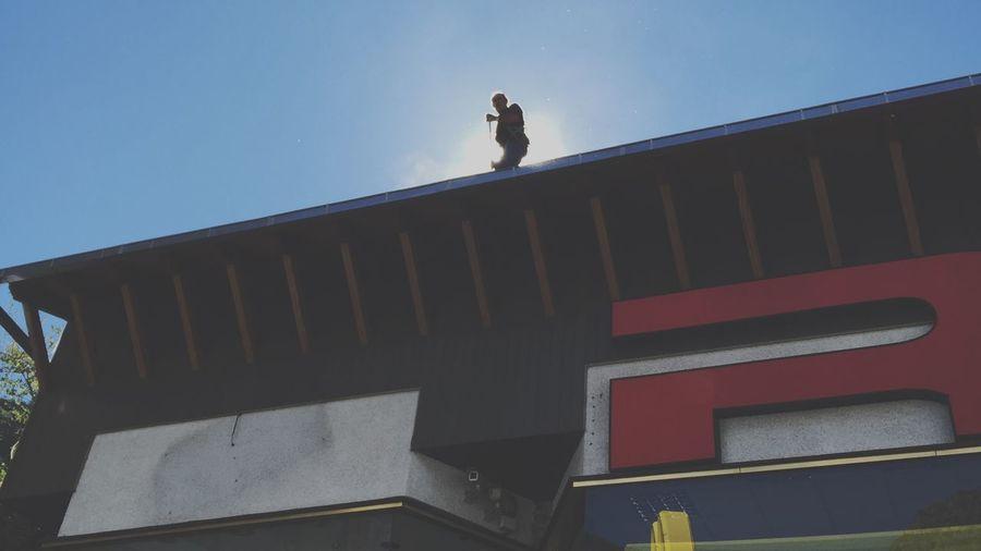 WorkingHard People Rooftop