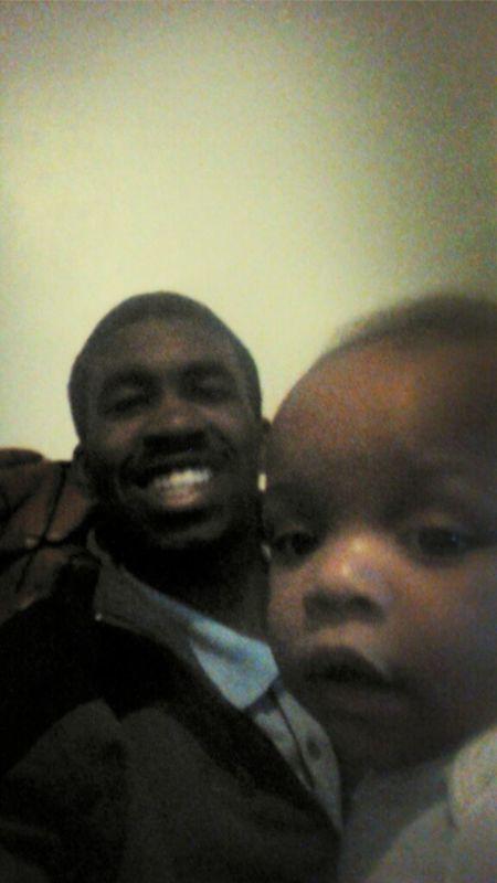 Me with ma nephew :)
