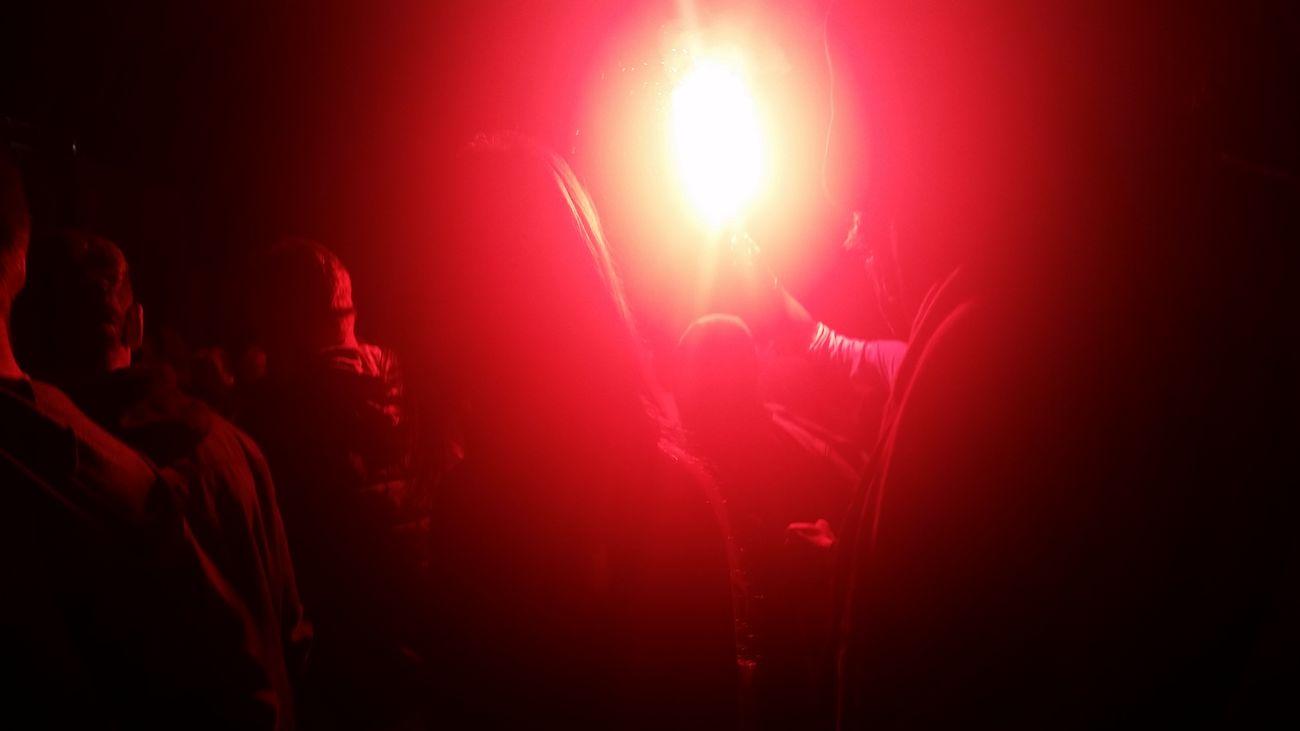 My Favorite Place Soundsystem People Together Enjoying The Light Electronight Bretagne Invader29