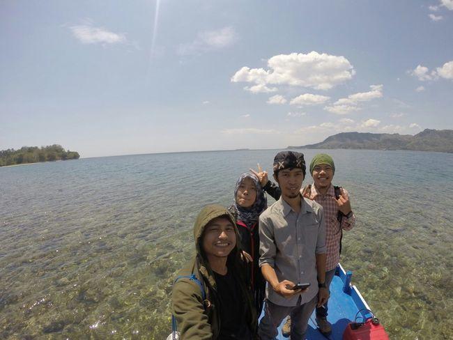 Dutungan Island Barru Southcelebes Travelingindonesia