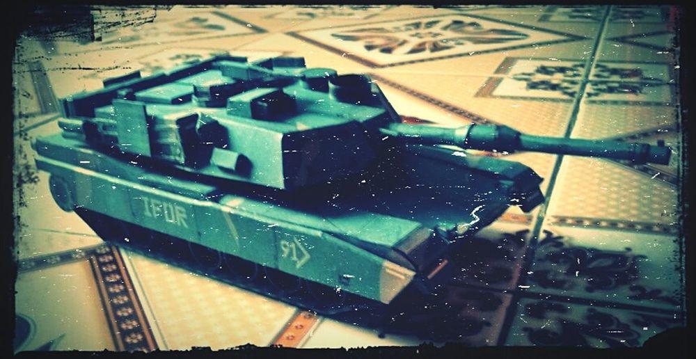 Papercraft . tank First Eyeem Photo
