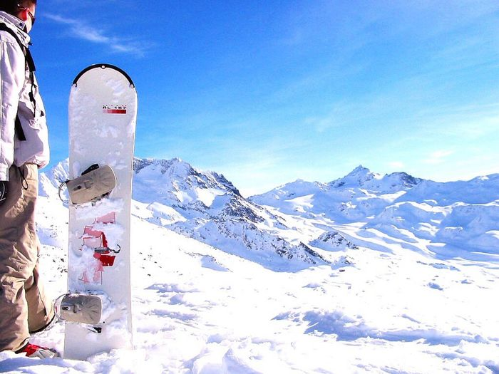 snowboard First Eyeem Photo