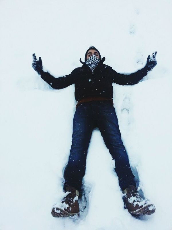 Lol Hanging Out That's Me Taking Photos Enjoying Life Check This Out Cold Snow Marry Christmas Sleeping xD