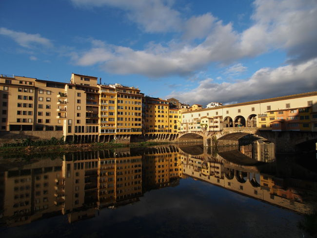 #autumn2015 #Florence Reflection