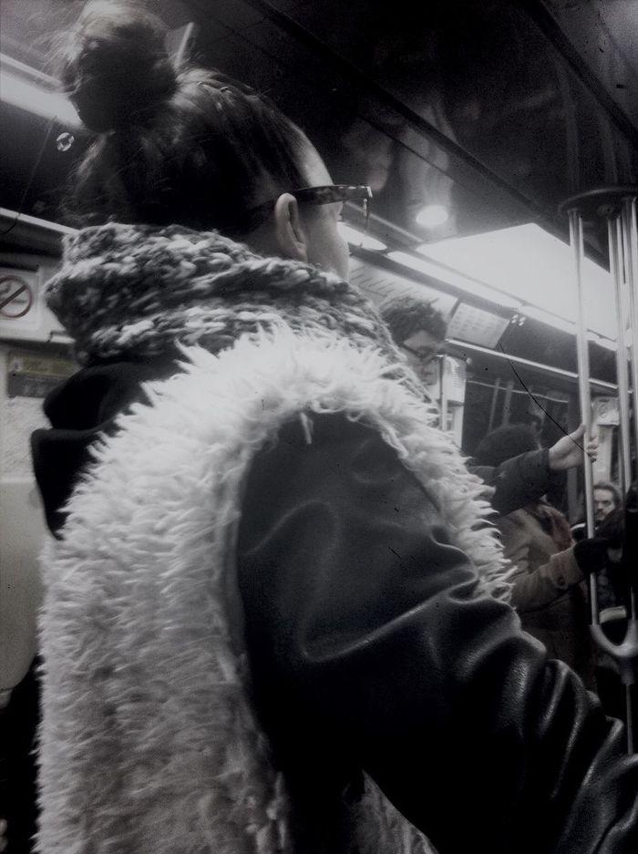 Moumoute Mouton Metro