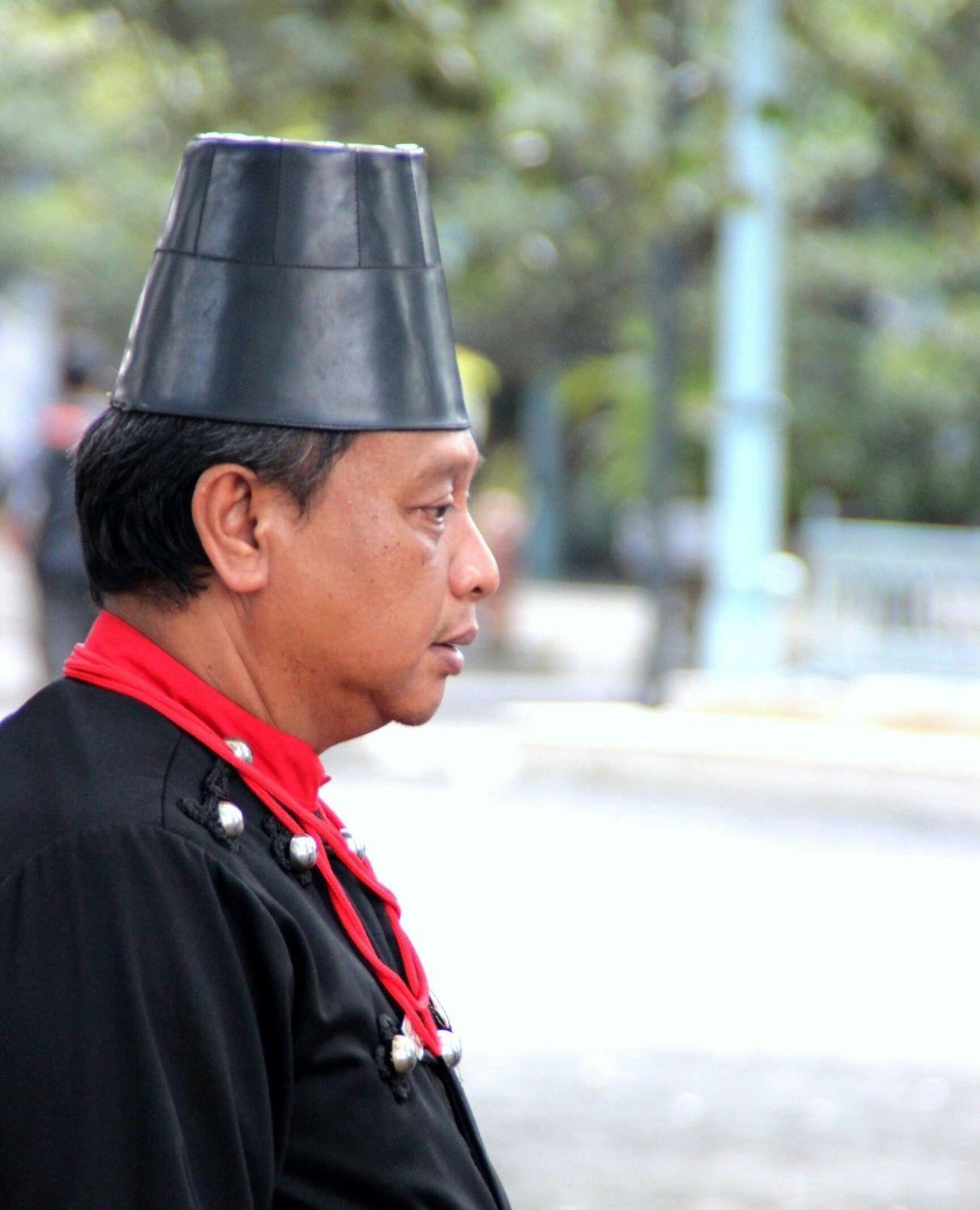 Abdi Dalem Javanese Culture Faces Of EyeEm Portrait Person Arts Culture And Entertainment Indonesia Culture EyeEmBestPics Showcase:December