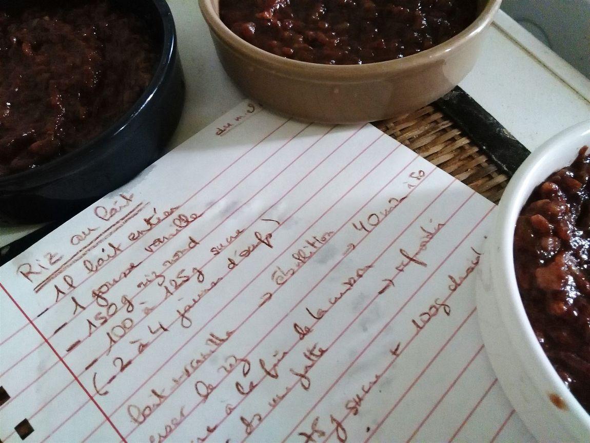 Riz au lait chocolaté Ricepudding Riz Chocolat Chocolate Close-up Recipe Recette Dessert Still Life Rizaulait Foodstyling Food Stories