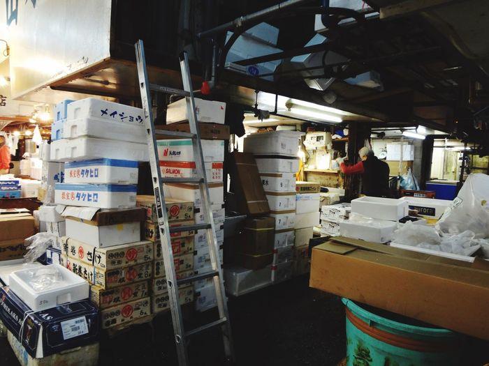 Eyeem Tokyo Meetup 11 Tsukiji Fish Market Ladder
