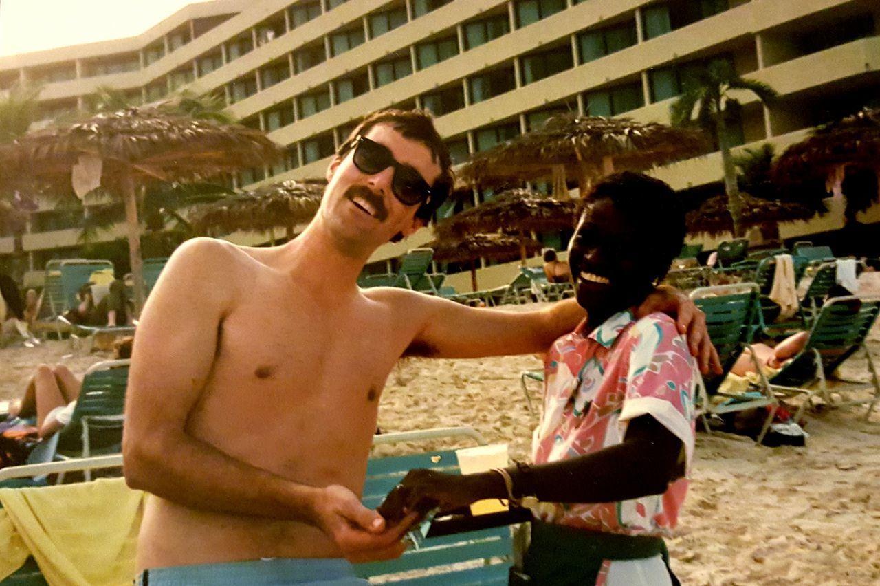 Cable Beach Resort - 1988-ish