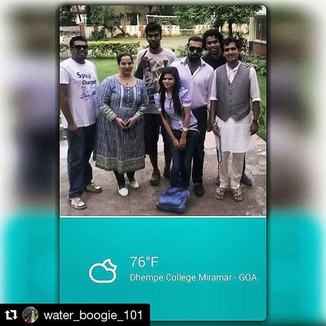 Repost Collegereunion Alumni Seniors_juniors Teachers NAAC Missmycollegedays Memoriesforever Bestoftheday Picoftoday Dhemperocks Dhempedynamite Ahd Goa Mylifestory