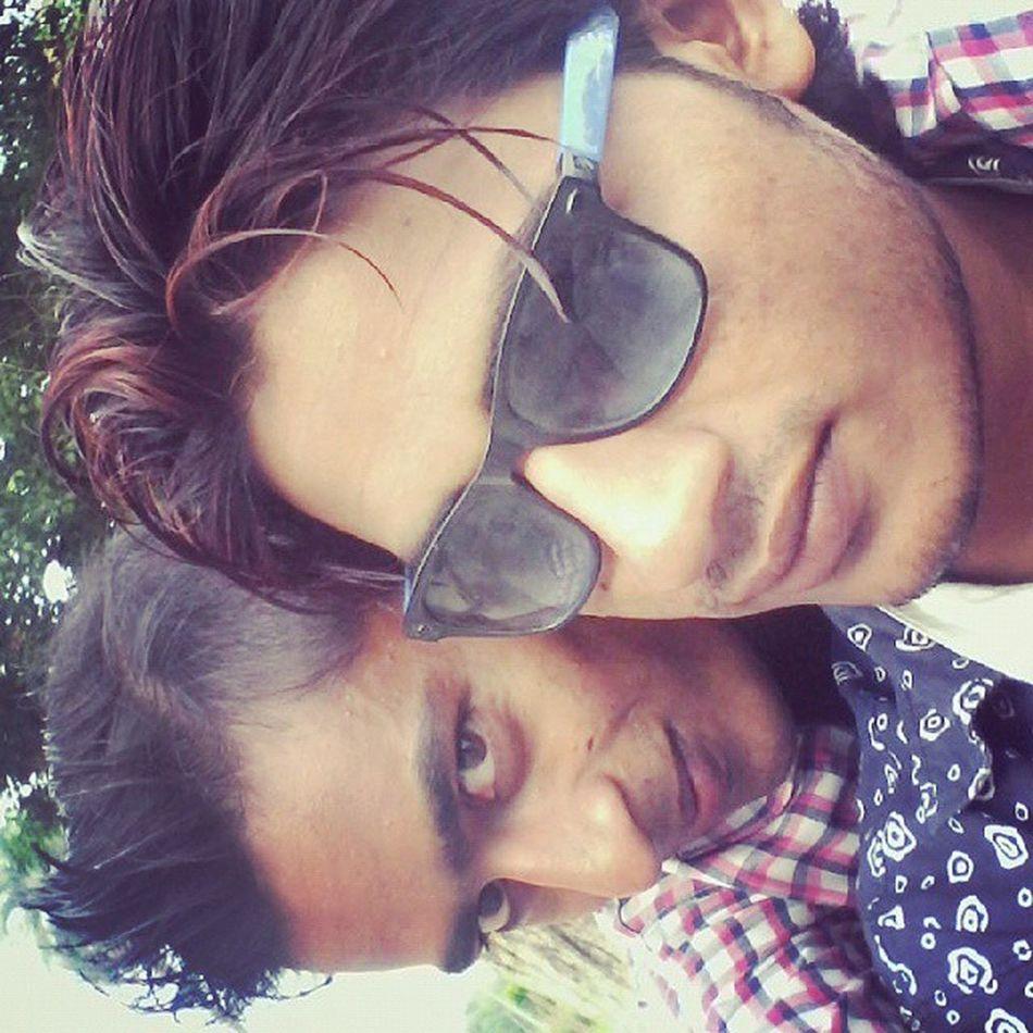 Selfie with my Best friend MrSaif_Ali StYlIsH_AtTiTuDe_ChOkRe Heart Hάςķέŕ Mя_яσςк❤