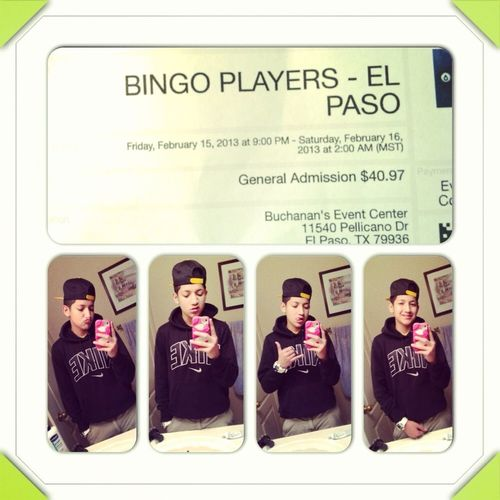 Im Going To BINGO PLAYERS