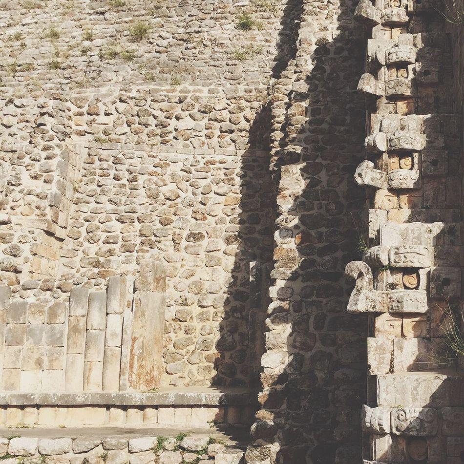 Pirámide del Adivino, Uxmal Uxmal Pirámide Del Adivino Mayan Mayan Ruins Architecture Mayanculture Stone