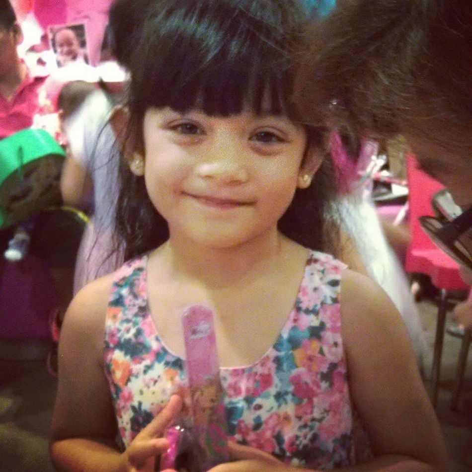 My not-so-baby girl Julienne! Shygirl Winxparty PrettySmile