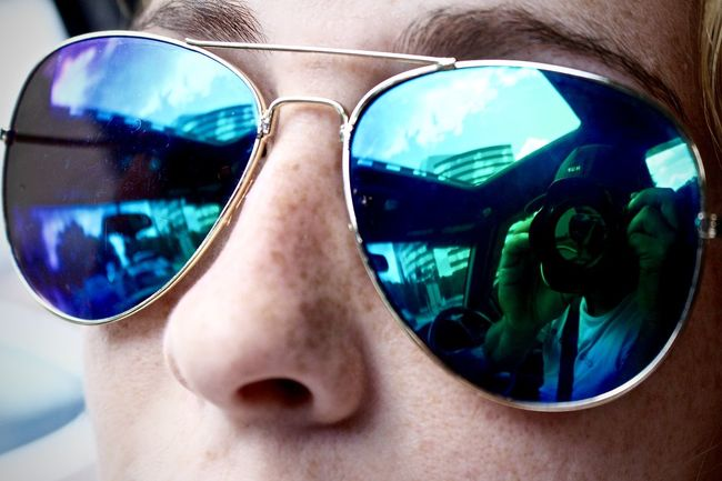 Sun Glasses Mirror Photographer Photography Pivotal Ideas In The Mirror Point Of View Canon Canonphotography Canonrebelt5i