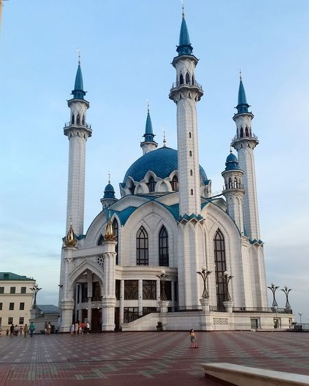 казань татарстан МечетьКулШариф кулшариф мечеть красота