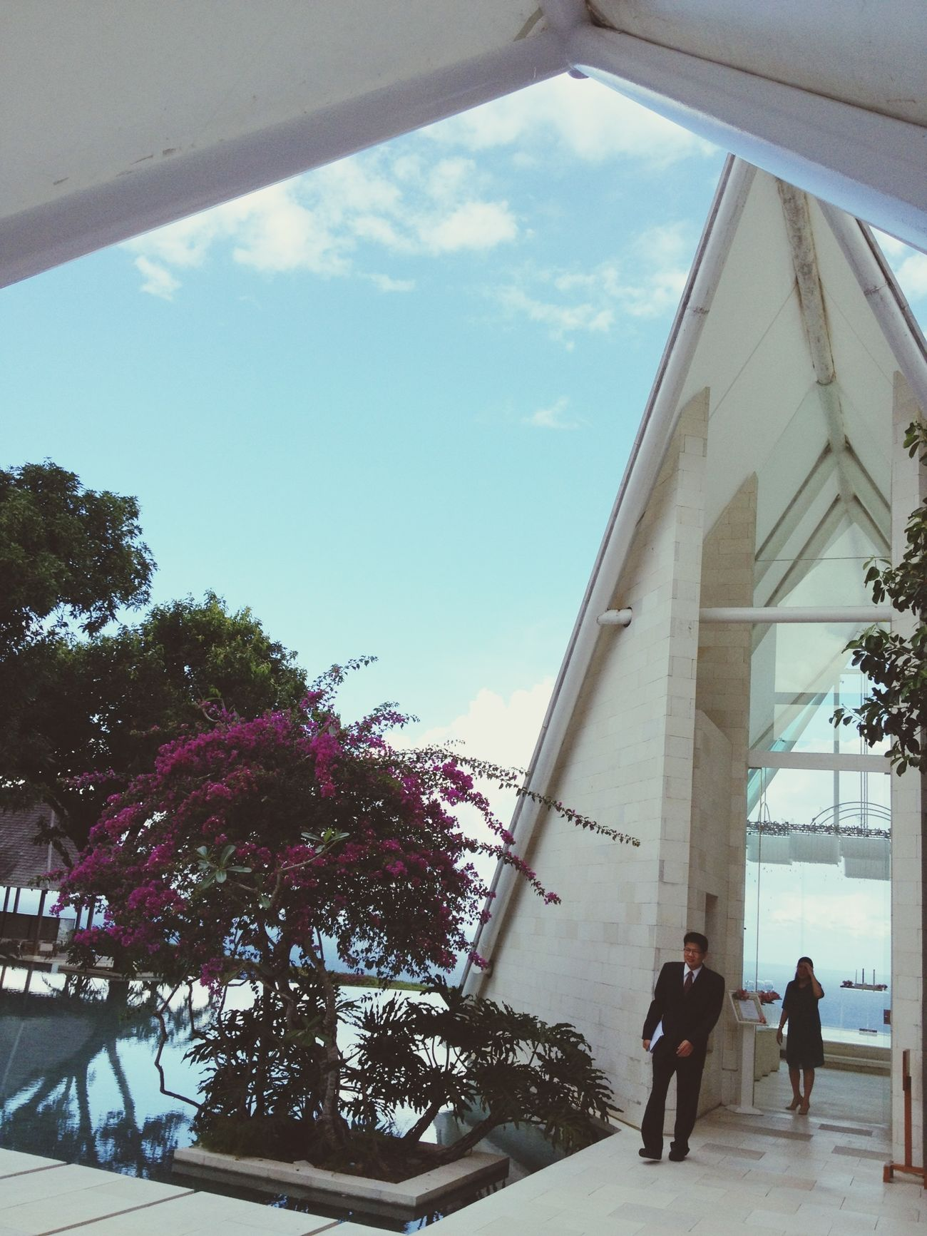 Chapel The Explorer - 2014 EyeEm Awards Bali Wedding