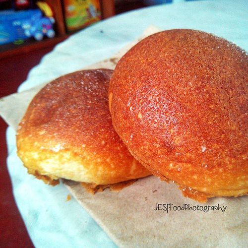 Coffeebun taste like heaven for only Php5.. JES_Photography Foodphotography Foodporn bread delicious MiPaborito foodstagram instafood foodtrip