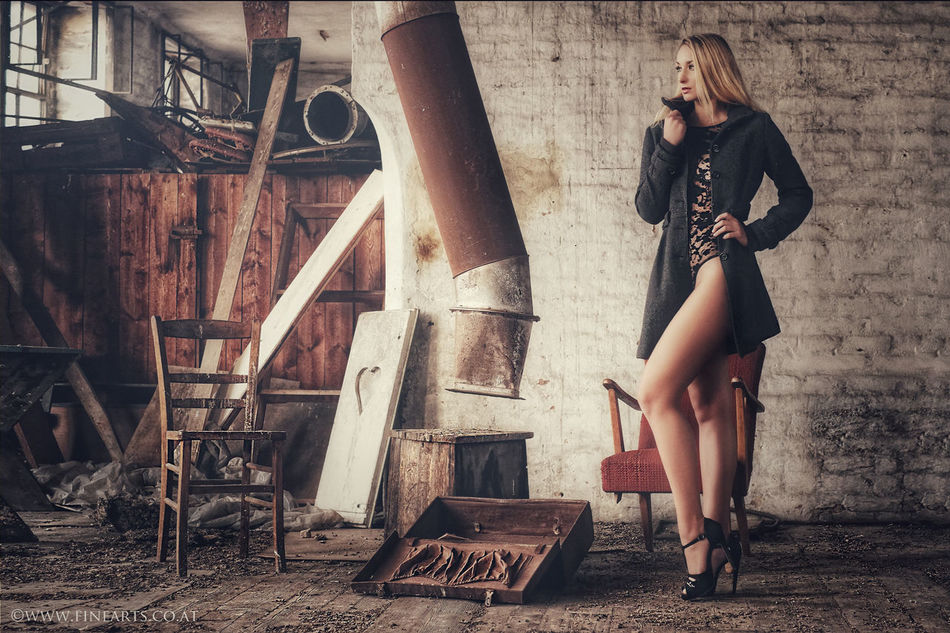 Lostplaces Fashion FUJIFILM X-T1 Available Light Photography
