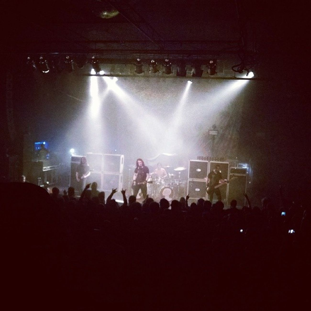 Gojira absolutely dominated last night @townballroom . That may have been the highest energy set I've ever seen. @ablake211
