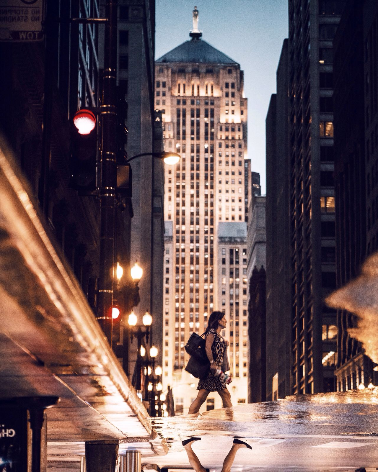 EyeEm Best Shots People VSCO Capture The Moment Reflections In The Water Puddle Reflection Architecture Chicago