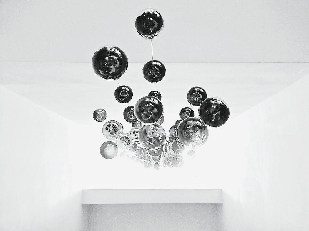 Futuristic chandelier Home Interior Decoration First Eyeem Photo