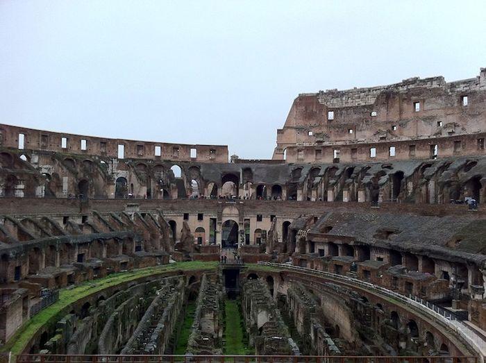 Rome Rom Colloseum Antique Kolosseum