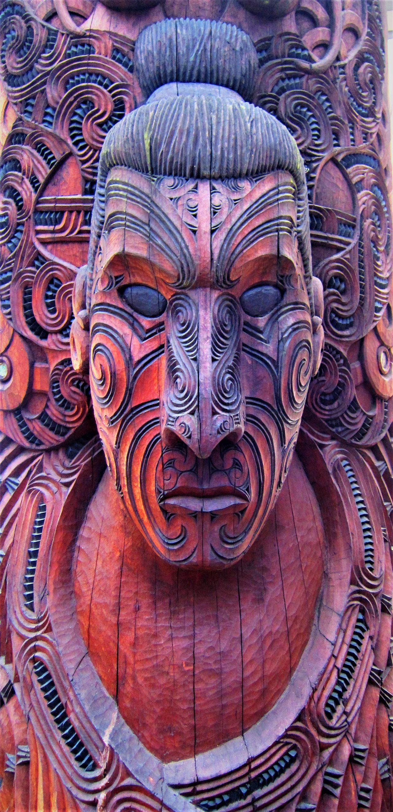 Traditional Maori Art: Maori Art