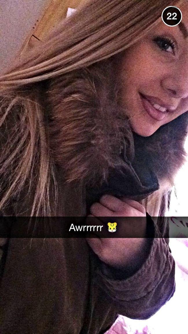 Awrrr♥ Haha That's Me Tiger