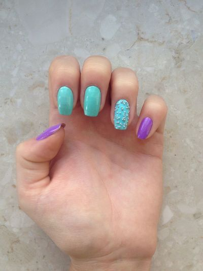 Nails Relaxing Love
