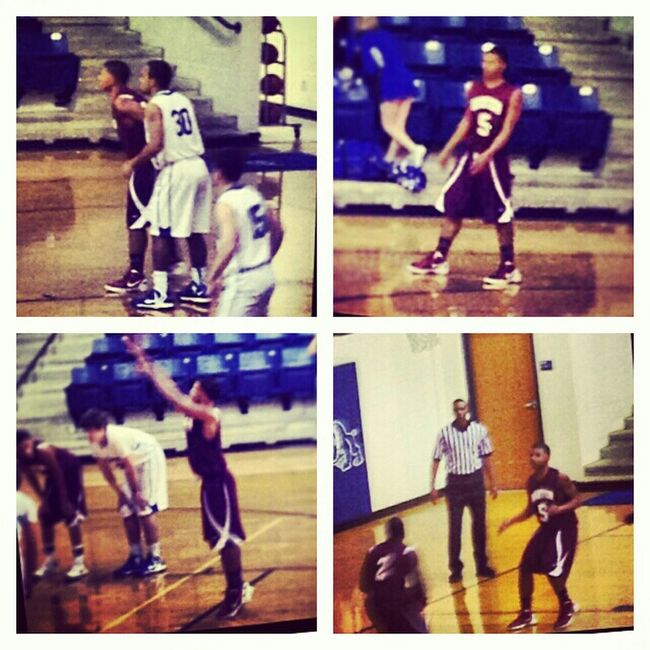Last Week Game At Baldknob #Instacollage #BallIsLife