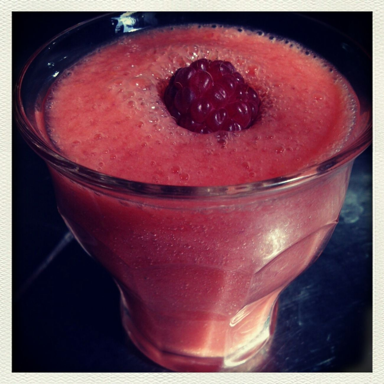 today it's a pink smoothie... Fruits Thx4cooking  Pink Smoothie  Natural Sweet