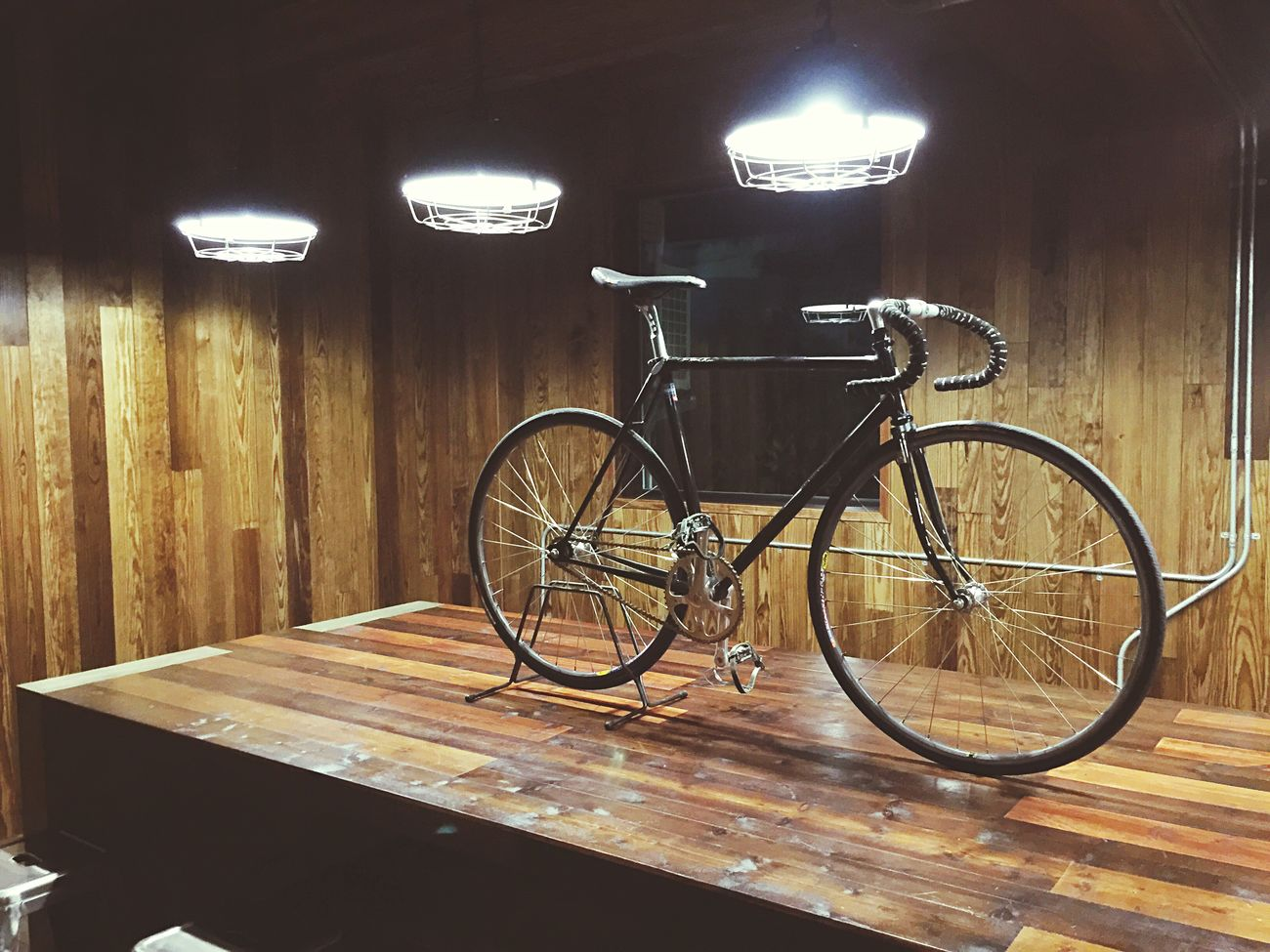 Cafe Bicycle