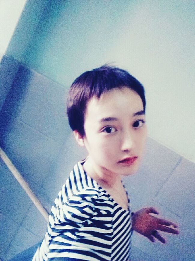 Dreaming Girls Beauty Haircut Love Portrait Taking Photos Run Model Asian Girl Purple Fashion Little Girl Hi! Fairytale  Short Hair Check This Out That's Me Uniqe Cigarette  Faces Of EyeEm Eyes Life Childhood Hello World