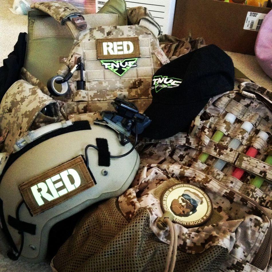 Some stuff that i carry during MilSim Navyseal DEVGRU VBSS