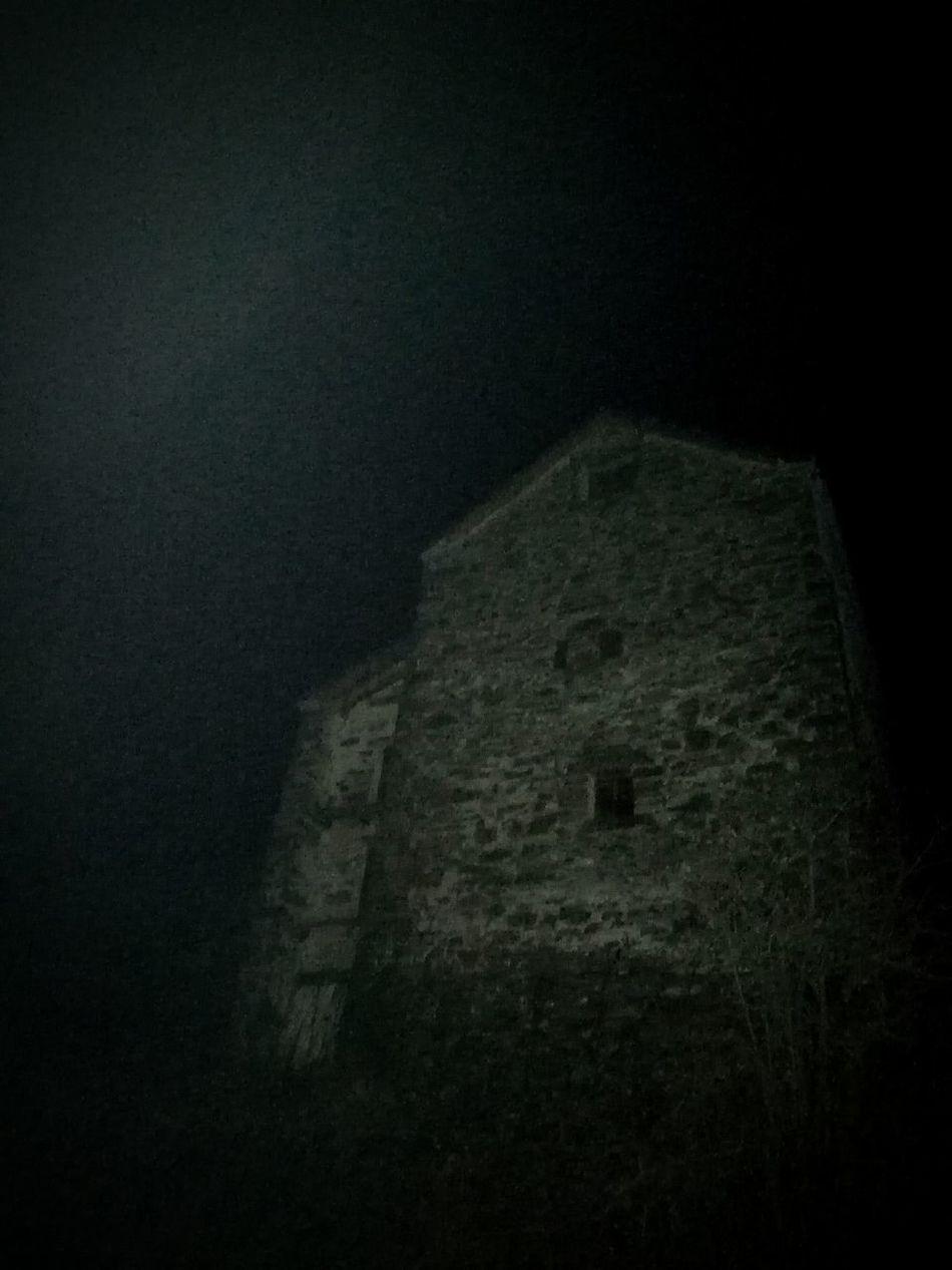 Night in Torla