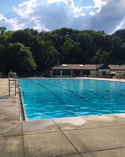 Pool Poolside Pittsburgh