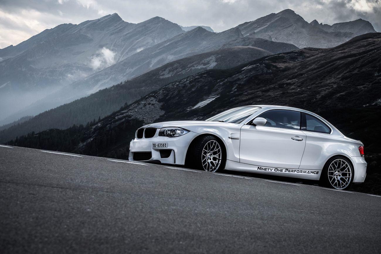 Bmw 1er M First Eyeem Photo Cars Car Bmw Bmw Car 1er M #SwissAlps