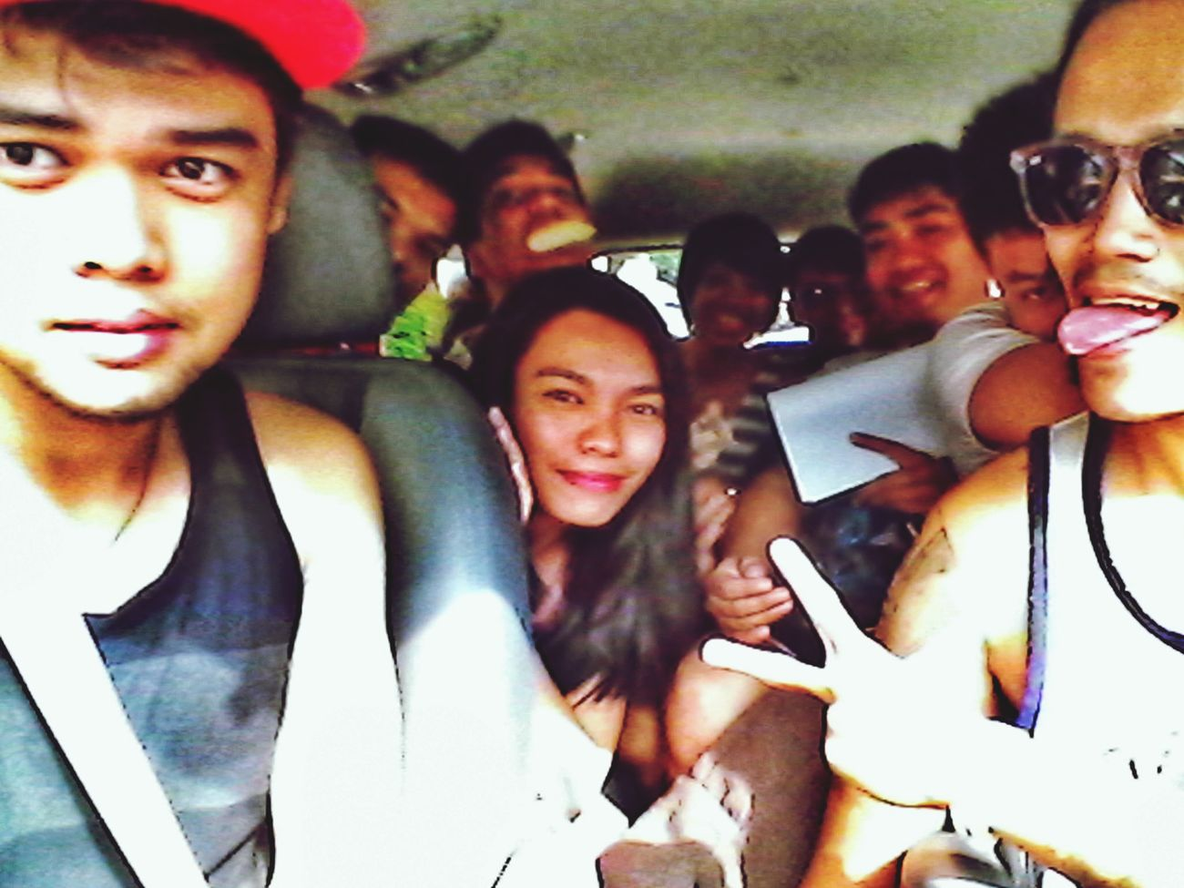 Batangas road trip Fully Loaded On The Road With BlaBlaCar Eyeem Philippines Country Road