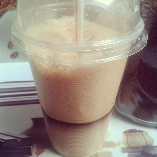 Frappe Coffee Finom :)