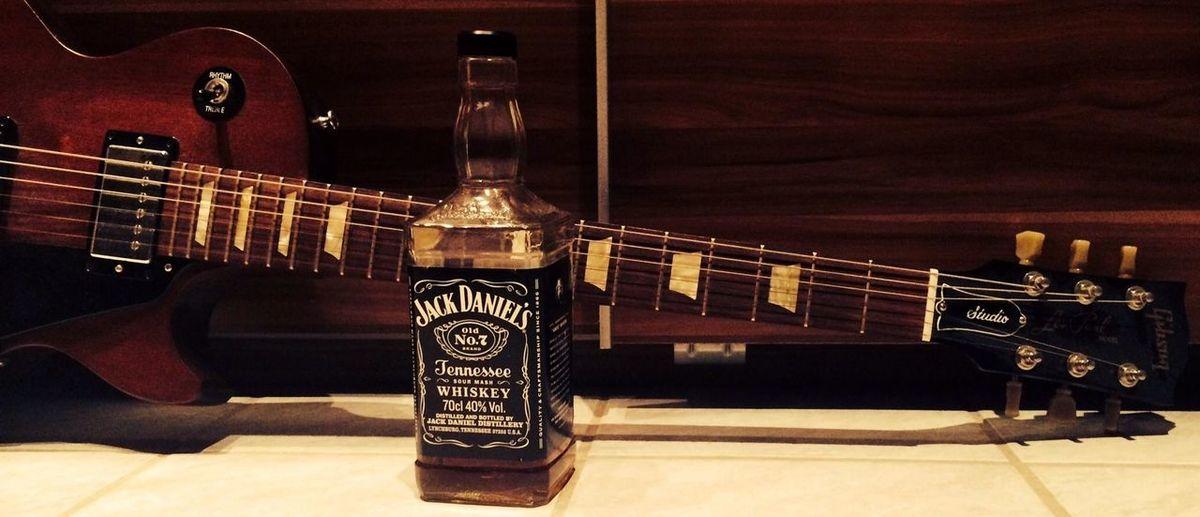 Gibson Les Paul Les Paul Guitar Jackdaniels