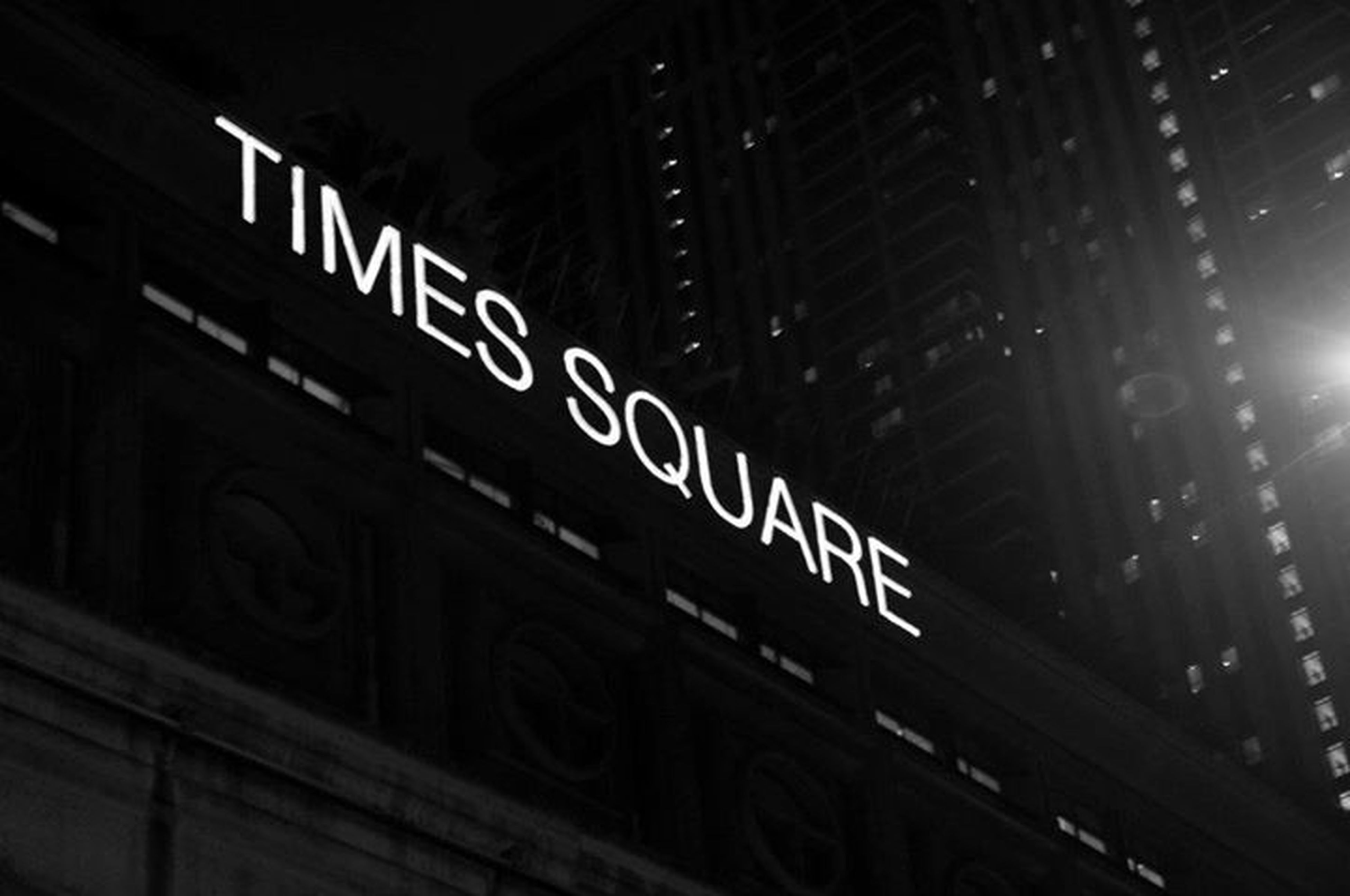 text, illuminated, western script, night, communication, low angle view, capital letter, information sign, built structure, information, architecture, indoors, sign, non-western script, guidance, lighting equipment, city, no people, building exterior, light - natural phenomenon