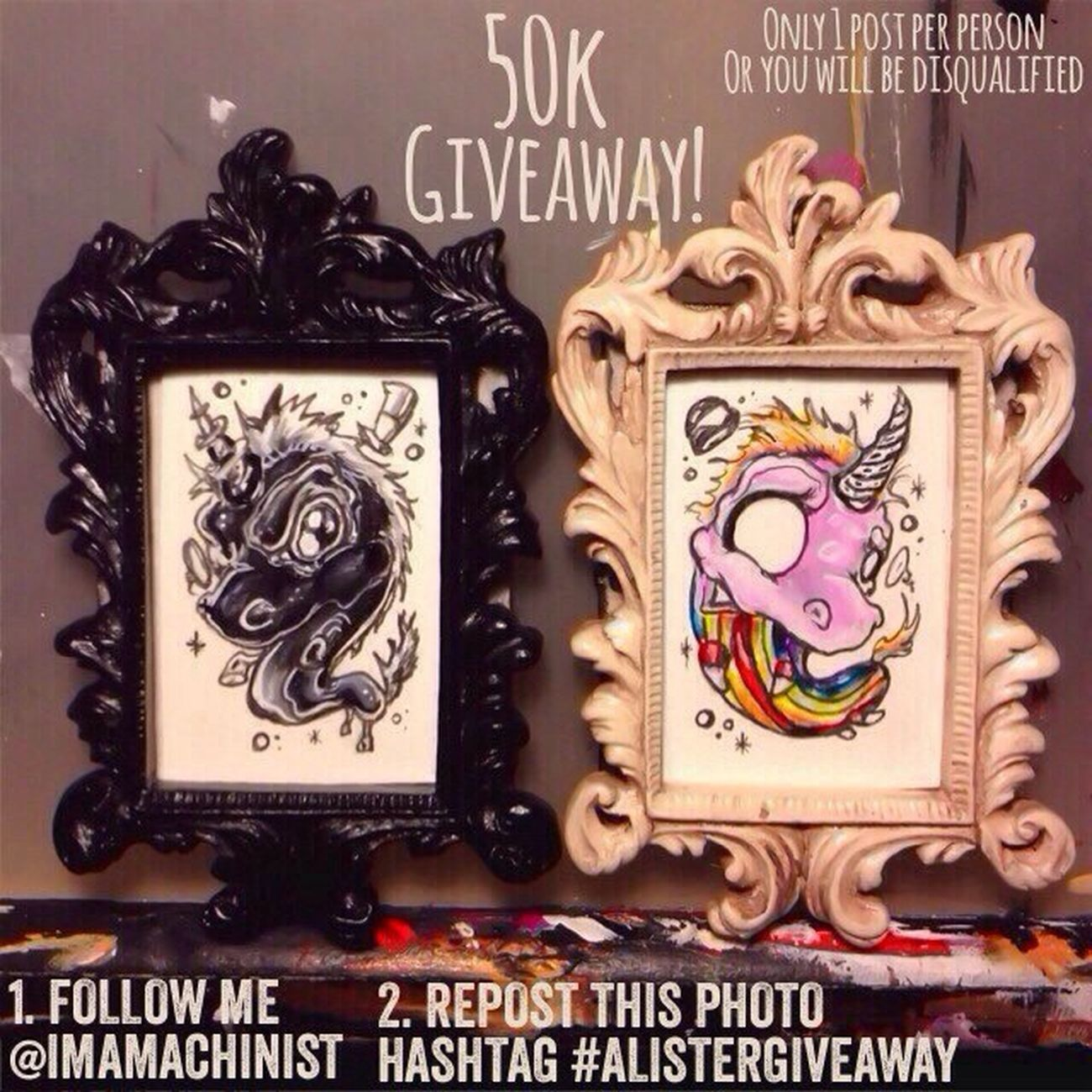 Alistergiveaway omfg yes!!!