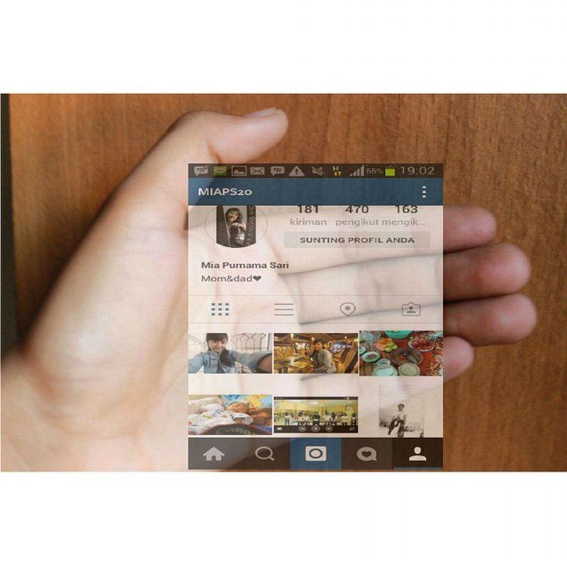 Aku juga bisa 😁 Followforfollow VSCO Vscocam InstagramInMyHand Instagram Likeforlike Instashot Nocrop