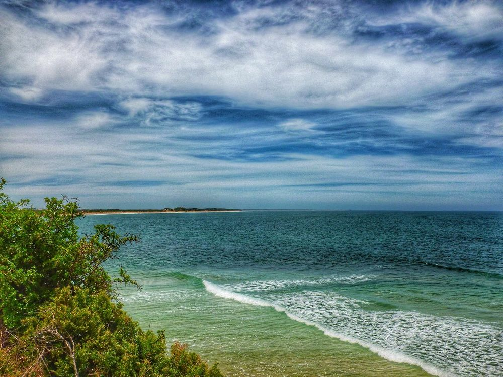 Surf coast, Western Australia Australia Beach Beauty In Nature Clouds & Sky Coastline Colours Of Nature Horizon Over Water Landscapes Nature Ocean Outdoors Remote Scenics Sea Seascape Shore Sky Surf Coast Surf's Up Tranquil Scene Tranquility Victoria Water Wave