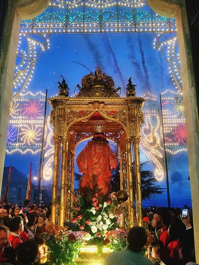 San Vincent Sicily ❤️❤️❤️ Night Lights San Vincenzo