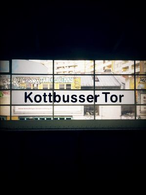 Exploring at Kottbusser Tor by flix