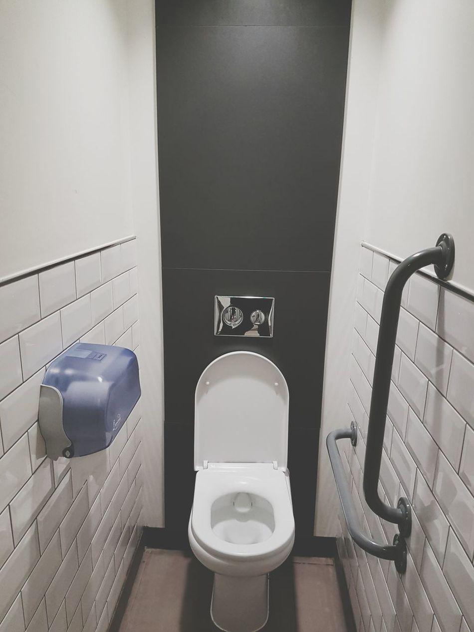 Rest Room Toilet Wc Modern Indoors