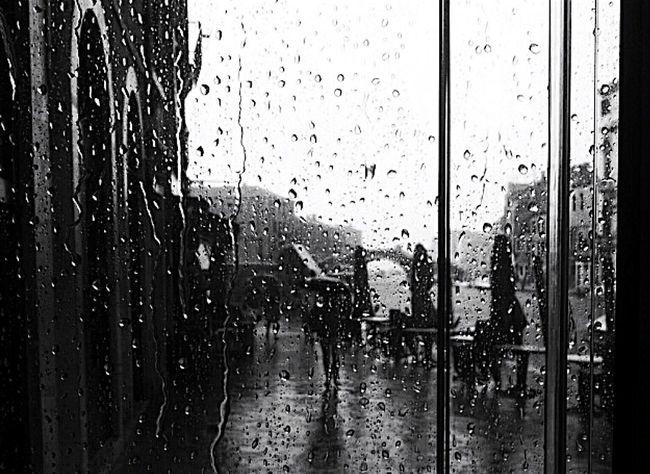 Venice☔️ Venezia Blackandwhite Photo Rain RainyDay Summer Venice, Italy University Secondhome